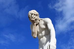 souffrance sculpture