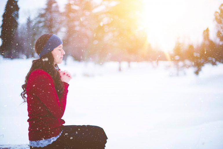 Explorez votre relation à l'hiver en conscience